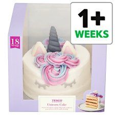 Tesco Unicorn Cake