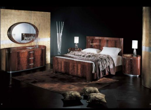 Buy Quality Art Deco Style Bed With Head And Foot From Timeless Interior Designer Australia Find A Matching To Suit