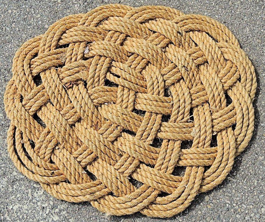 (---)Rope Mat                                                                                                                                                                                 More