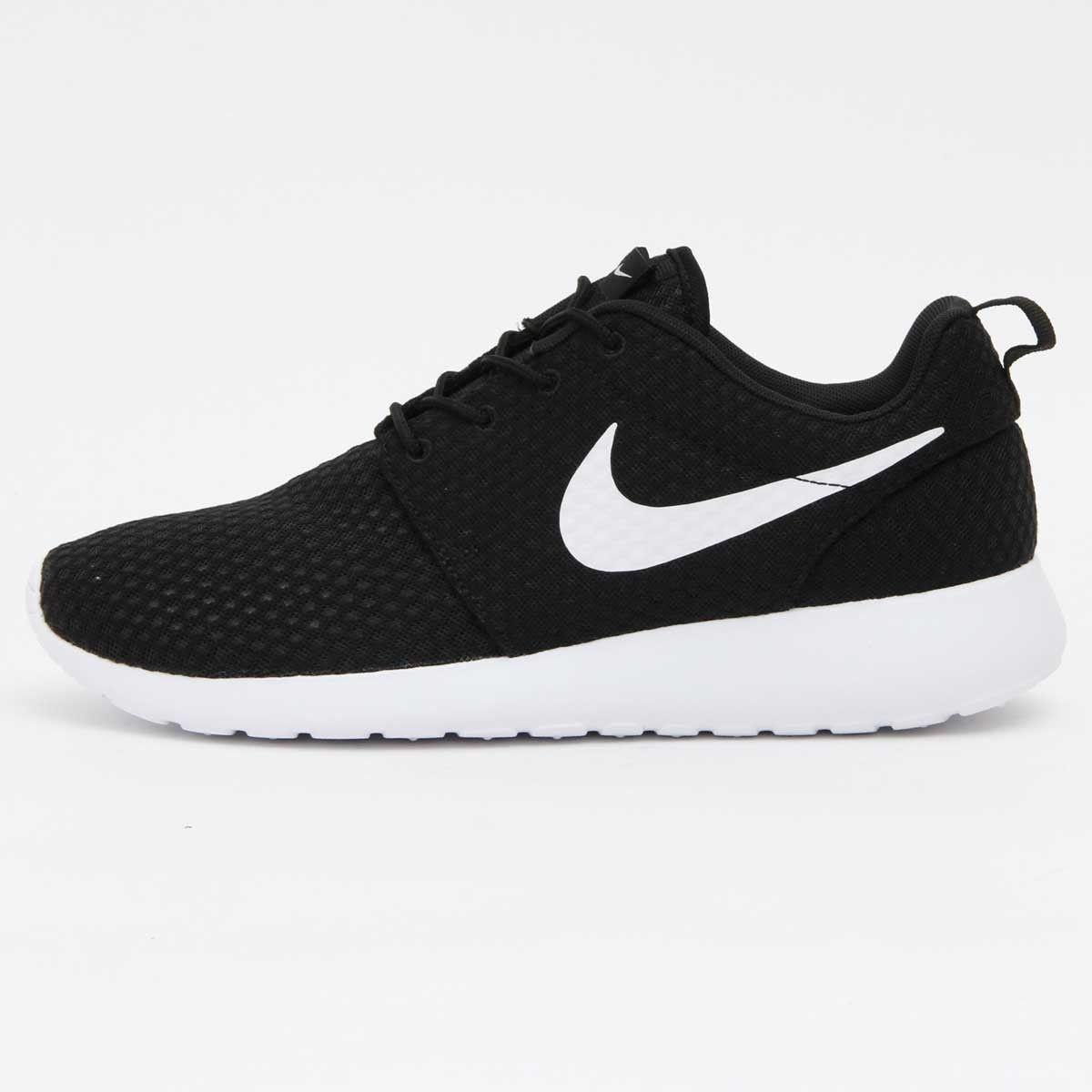 reputable site 76626 74541 Nike Rosherun BR BlackWhite 718552-011