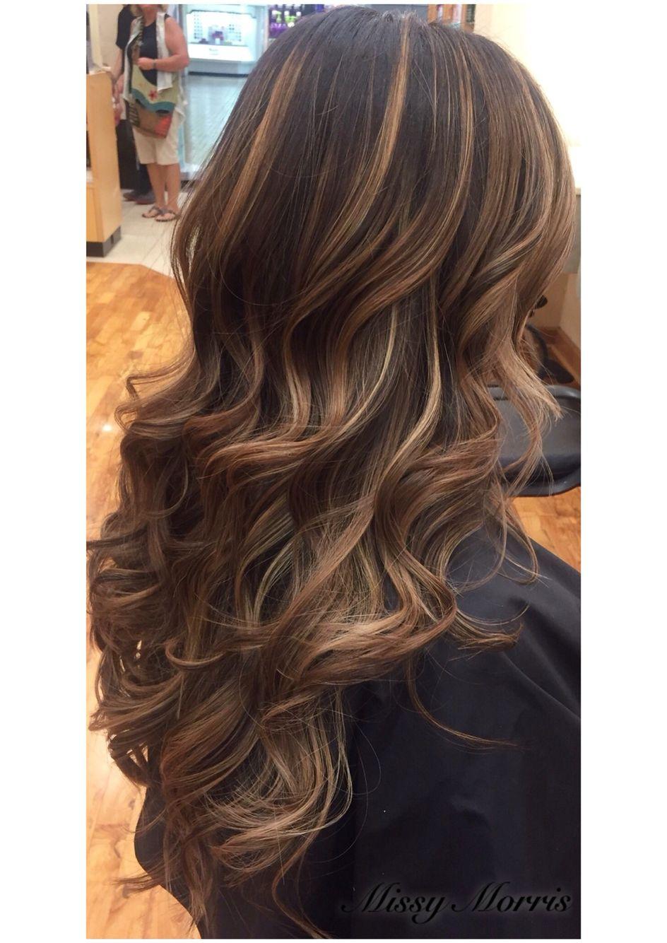 Carmel balayage ombre   Hair   Pinterest