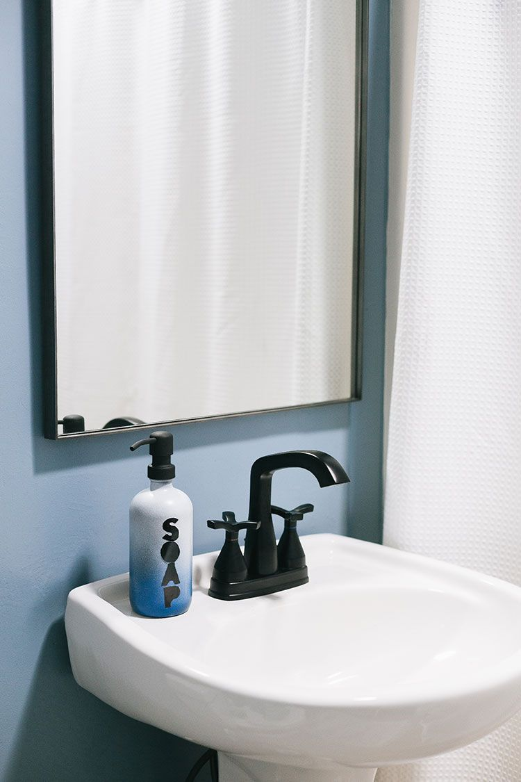 How To Use Plasti Dip 2 Ways To Diy Shower Bottles Easy Step By Step Tutorial In 2020 Diy Shower Bathroom Interior Design Trending Decor