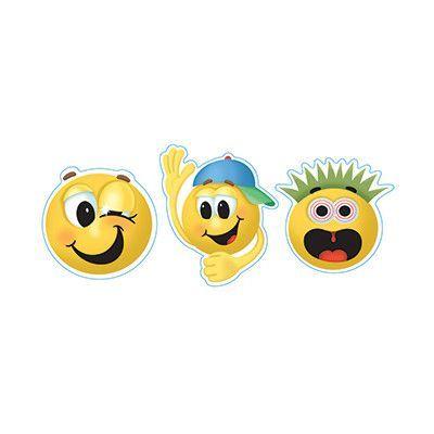Eureka! Emoticons Sticker (Set of 4)