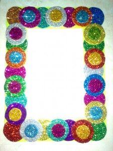 Frame Craft Idea For Kids Frame Craft Idea Frame Crafts Crafts