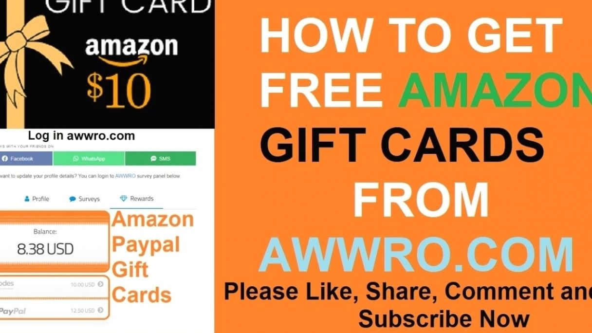 How To Get Free Amazon Gift Cards In India 100 Working Free Amazon Products Amazon Gift Card Free Amazon Gift Cards