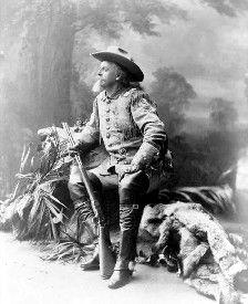 Buffalo Bill Cody in 1903.