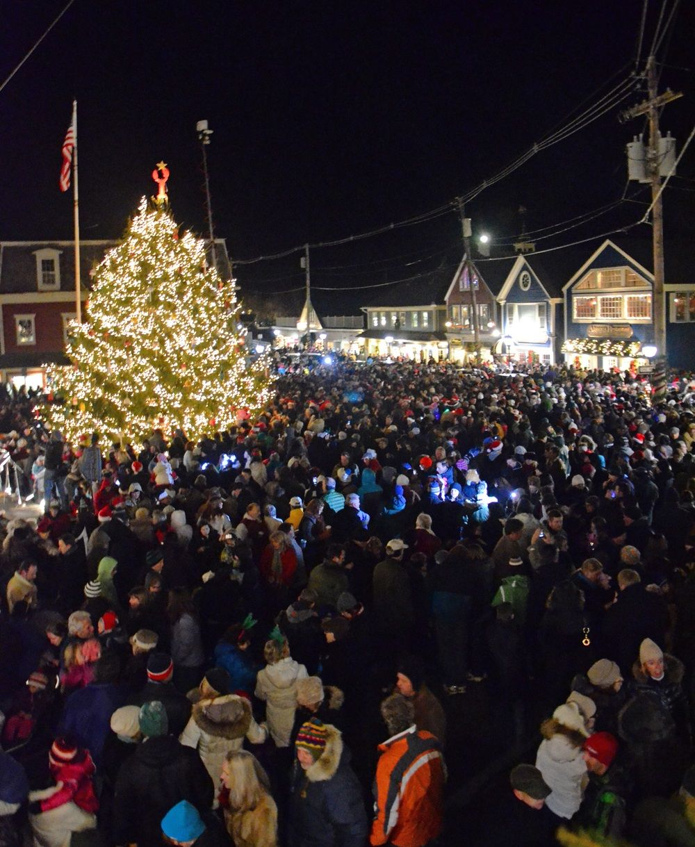 Best Christmas Celebrations In New England