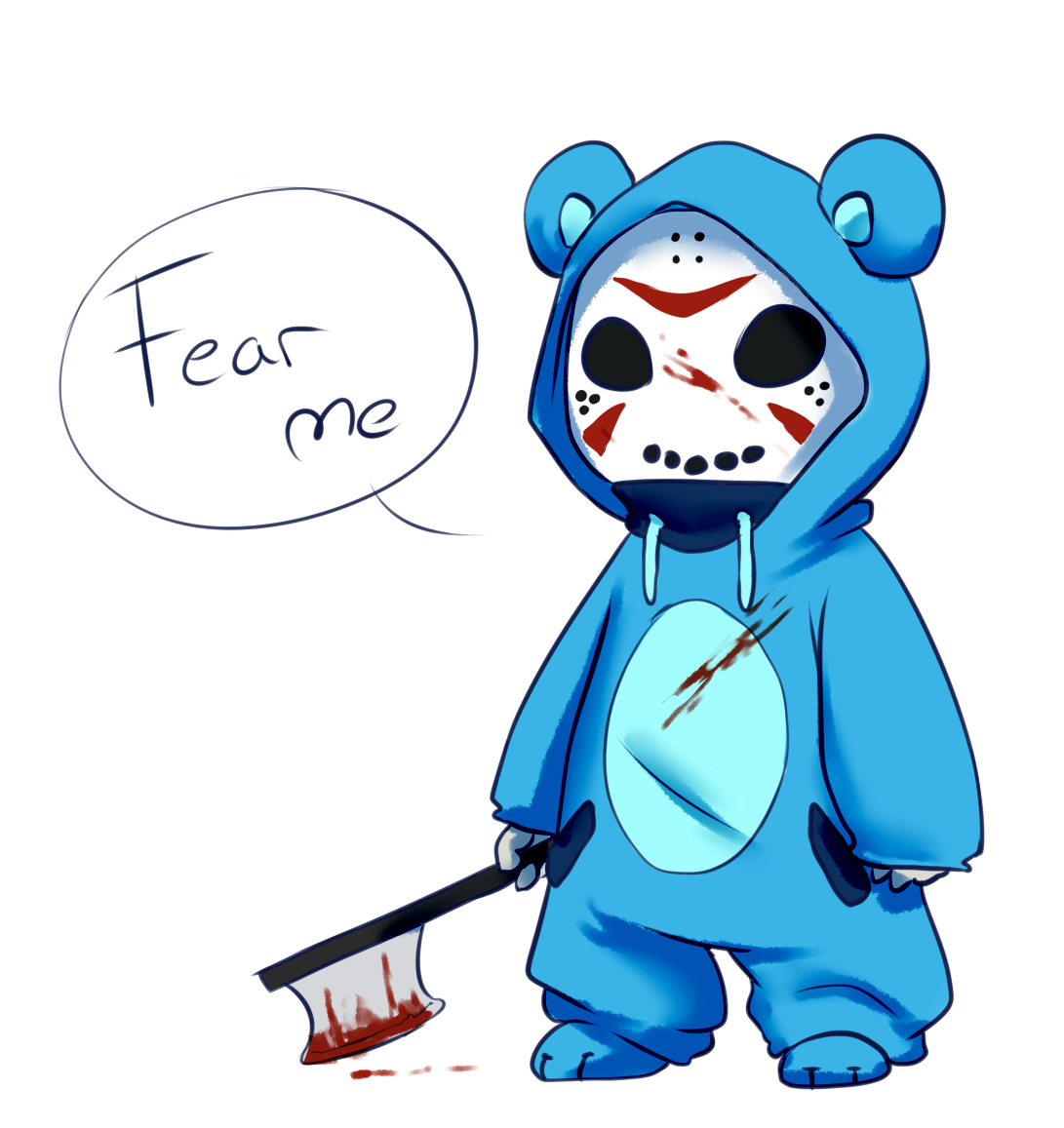 H2O delirious..How can I fear you, you act adorable! XD ... H20 Delirious