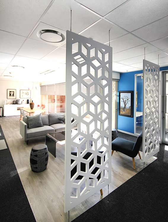 Bespoke Laser Cut Screensdividing Screens Cape Town For The