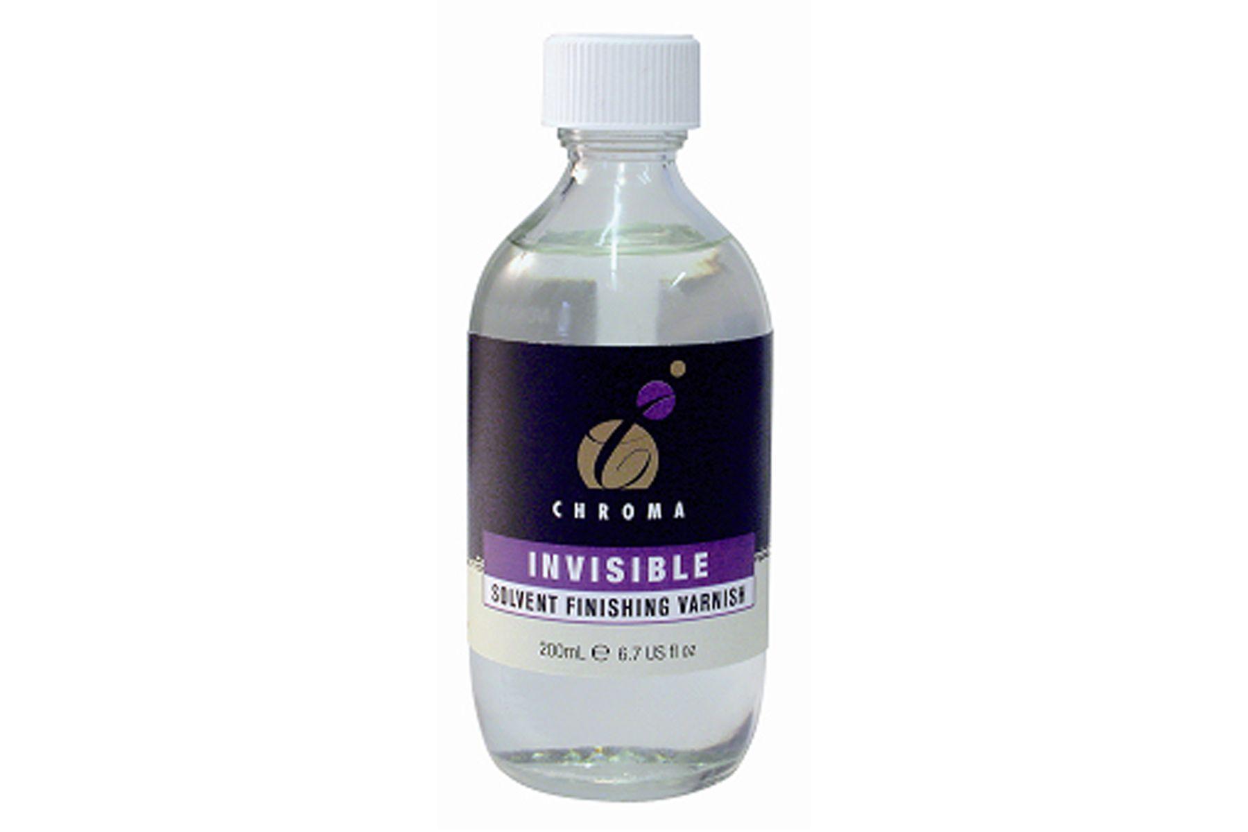 200ml Chroma Solvent Invisible Varnish Varnish Dish Soap Bottle Hand Soap Bottle