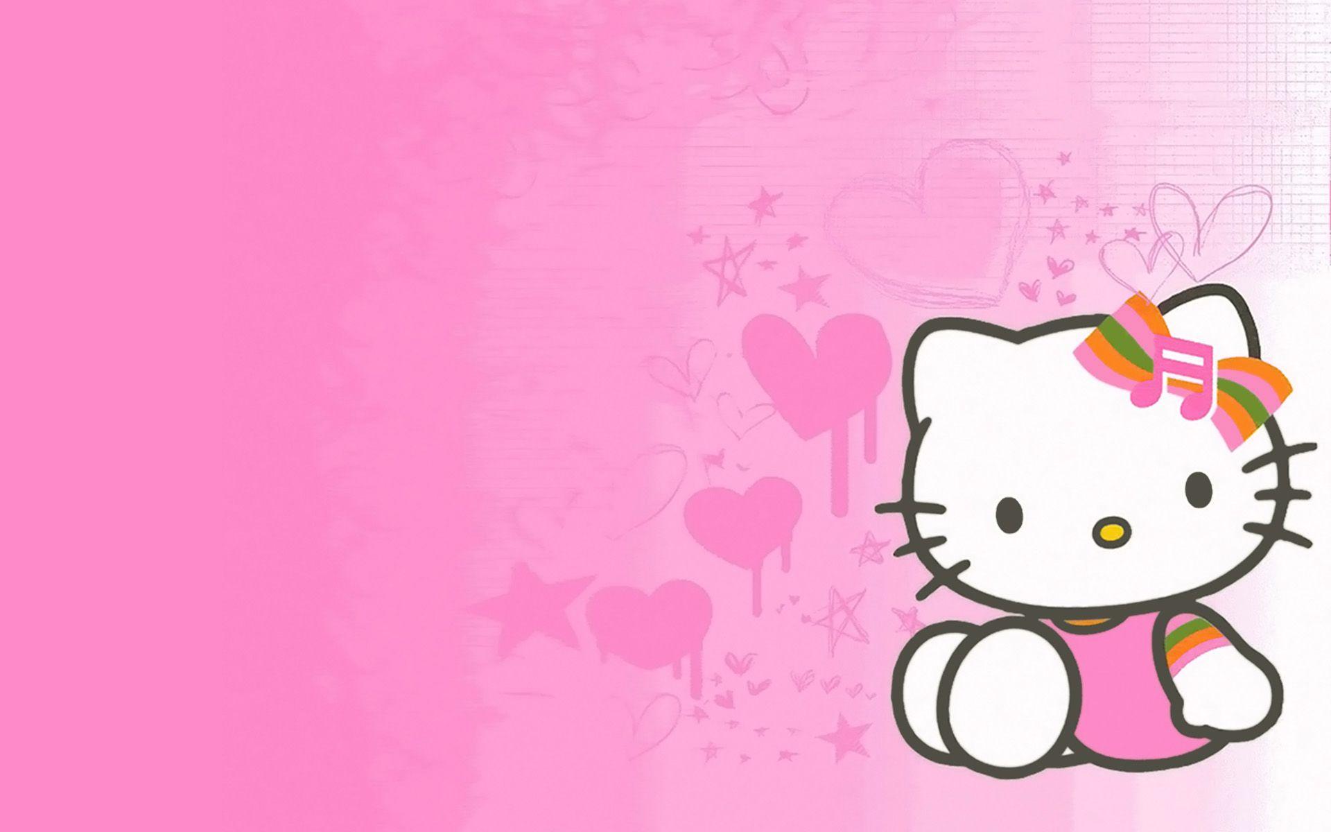 Hello kitty free anime wallpaper site Идеи для вечеринки