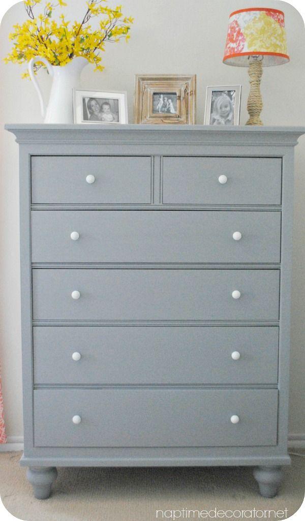 10 Diy Dresser Projects Bedroom Furniture Makeover Painted