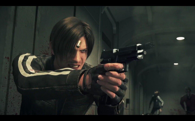 Pin By The Gaming Novel On Resident Evil Vendetta Resident Evil