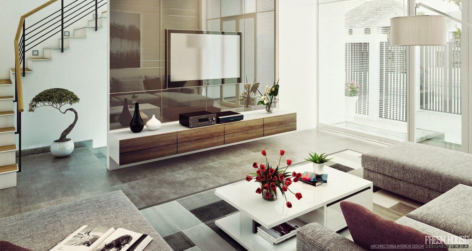 Idées Déco Séjour   Décor Salon Idee Deco Maison Design Pascalrodriguez