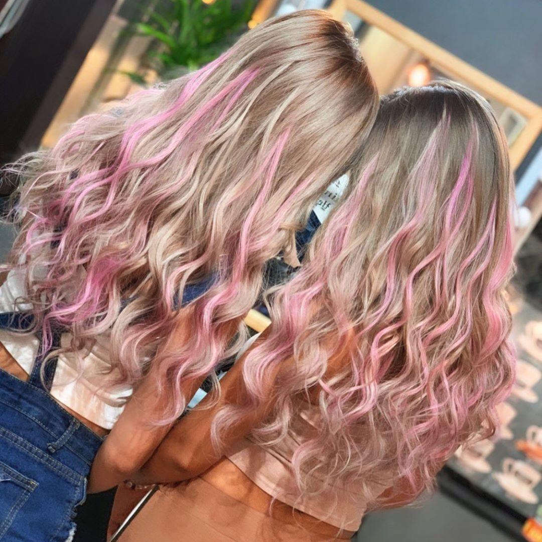 さあちゃむ On Instagram Pink Hair