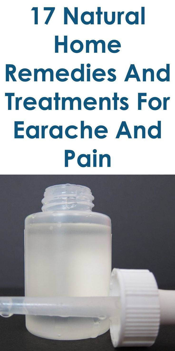 Quality Home Remedies For Earache And Pain  Interior