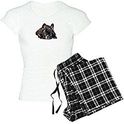 Womens Pajama Set CafePress Thinking In French And Engli