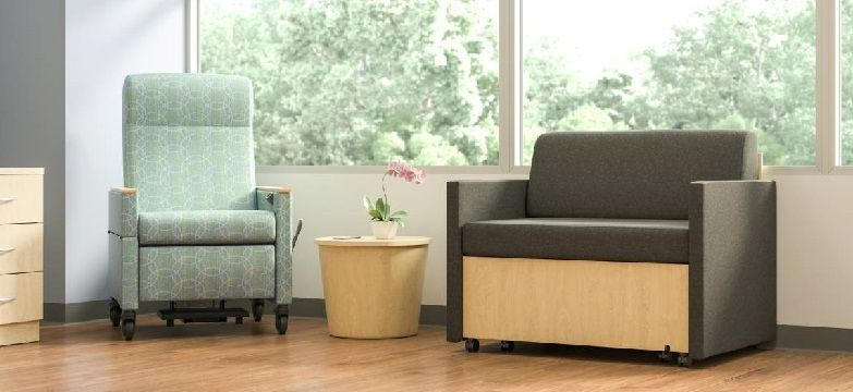 Lovely Sieste Nurture Sleeper Healthcare Furniture