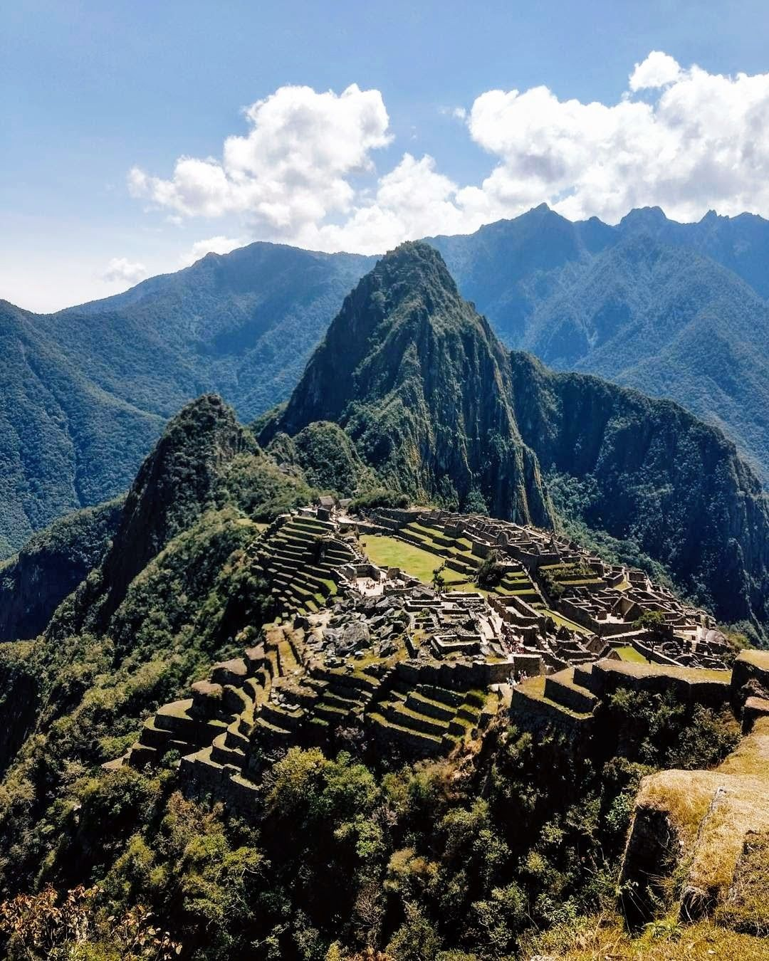 Machu Picchu Instagram Reneerobitaille Places To Go Travel Dreams Dream Destinations