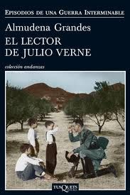 Almudena Grandes me ha enganchado con su novela a través del niño protagonista y todos sus personajes. La recomiendo por dar una imagen distinta de la postguerra española. Aportado por Antonio Ambrona