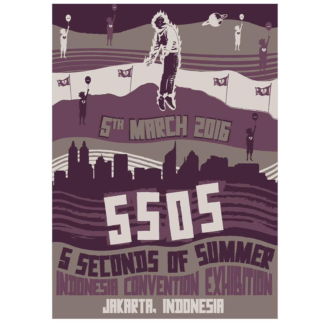 5sos poster design - Find This Pin And More On Poster Heaven