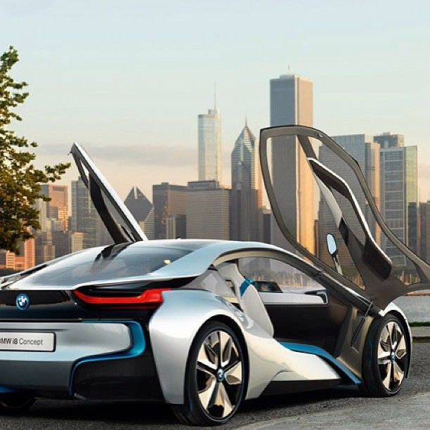 Who Says Electric Cars Are Ugly The Beautiful Bmw Work Of Art
