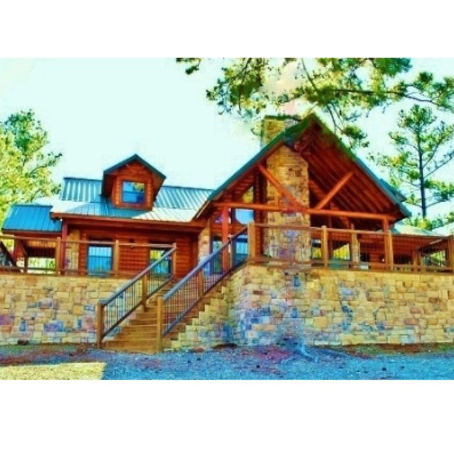 Knot The Norm Cabin Broken Bow Ok Luxury Cabin Rental Broken Bow Cabins Luxury Cabin