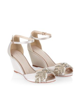 With Mid Height Wedges To Keep You Dancing Into The Night Our