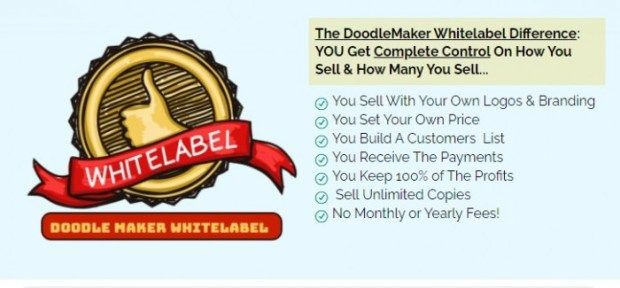 DoodleMaker Whitelabel Enterprise !!! in 2020 | White label, Enterprise, Professional sales