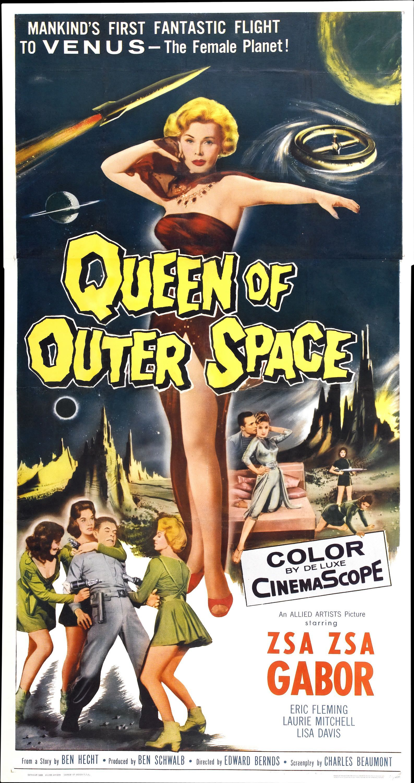 Modern B Movie Posters