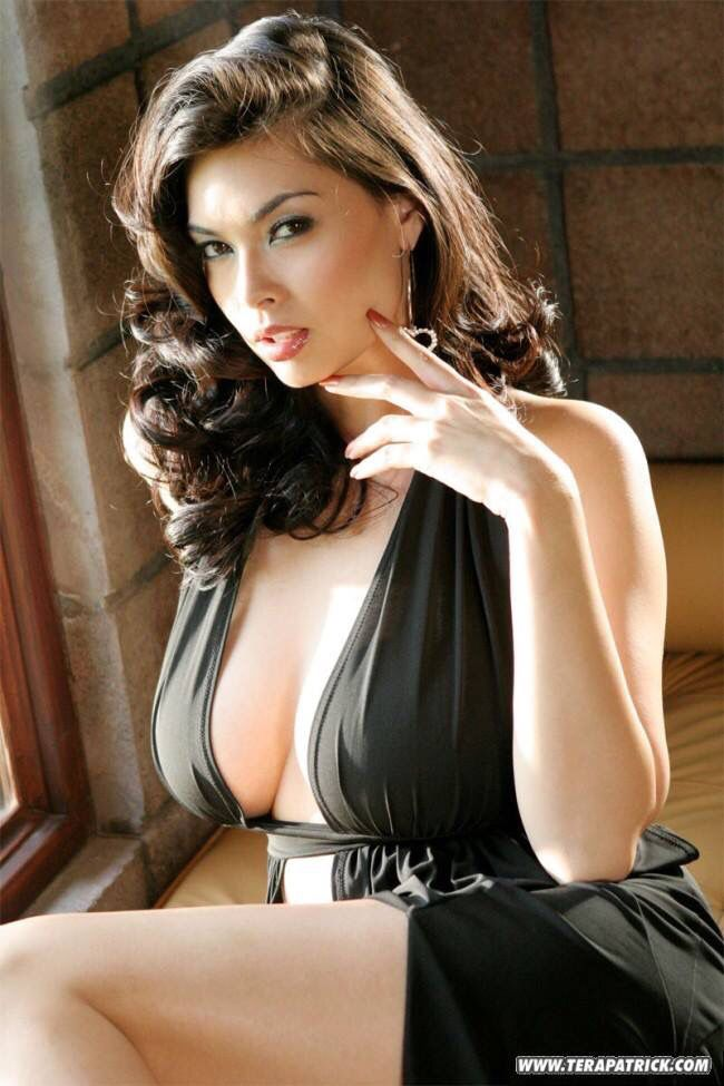 Something is. Tera patrick virgin sex