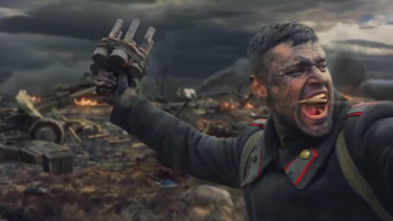 ролик победа за нами war thunder
