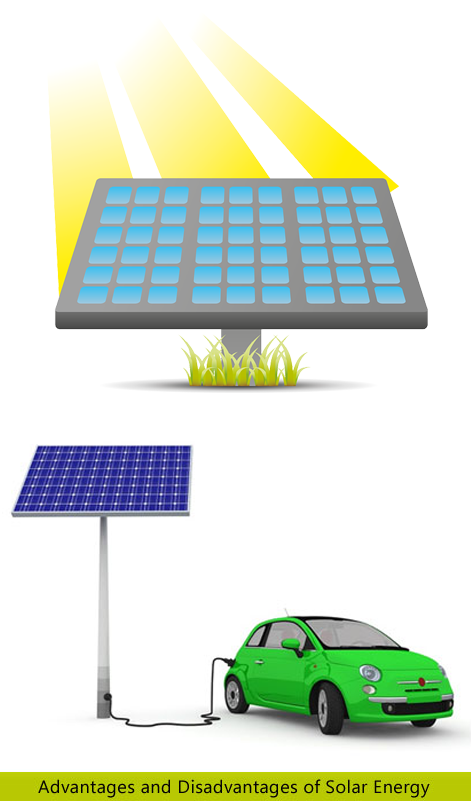 Advantages and disadvantages of solar energy  How solar