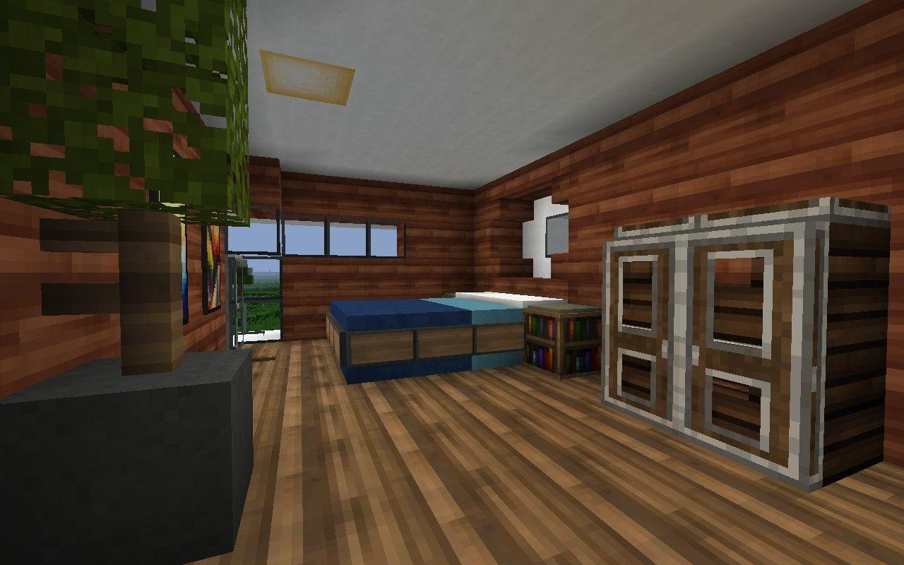 minecraft bedroom furniture real life bedroom home design ideas - Minecraft Bedroom Designs Real Life