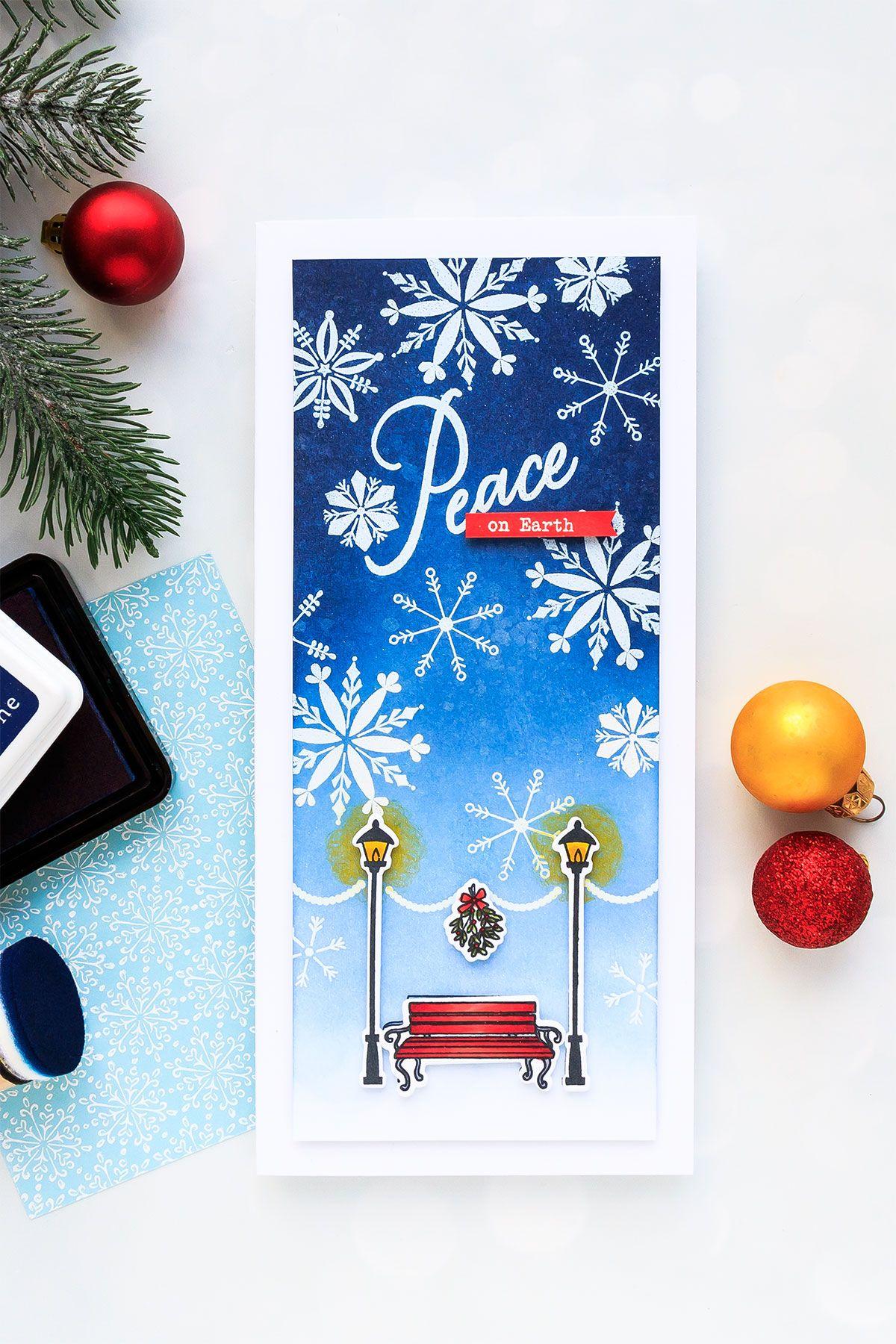 Wedding decorations set october 2018 Hero Arts  Yana Smakula cards  Pinterest  Hero arts Christmas