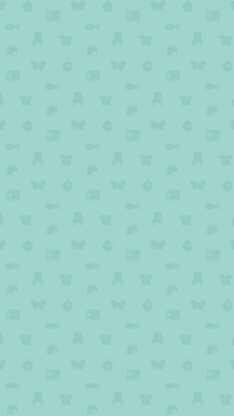 Animal Crossing Item Phone Wallpaper Animal Crossing Animal Crossing Leaf Leaf Animals