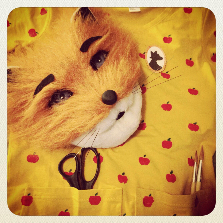 Mrs Fox Costume From The Fantastic Mr Fox I Handmade The Mask And Outfit Fantastic Mr Fox Costume Fox Costume World Book Day Costumes