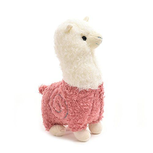 Buytra Alpaca Plush Toys Stuffed Animal Toys For Kid S Gift This