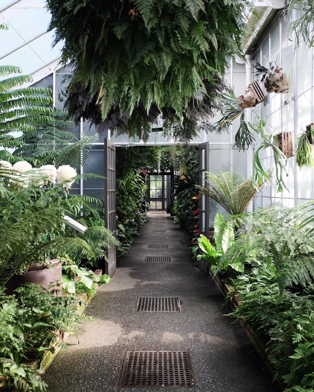 Conservatory Dreams At Longwood Gardens Near Philadelphia (Photo By  @billycress On Instagram)