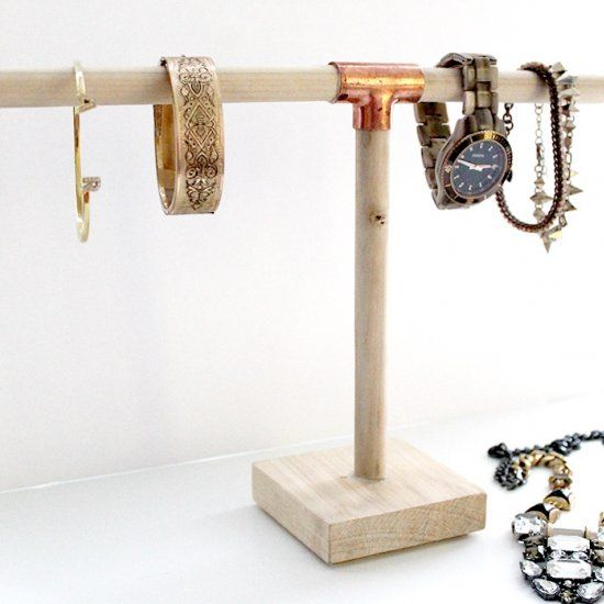 Display your baubles with this minimalist jewelry holder Jewelry so