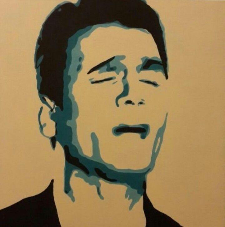 الفنان عبدالحليم حافظ بريشه الفنانه السعوديه فاطمه محيي الدين Silhouette Art Painting Art Projects Pop Art Portraits