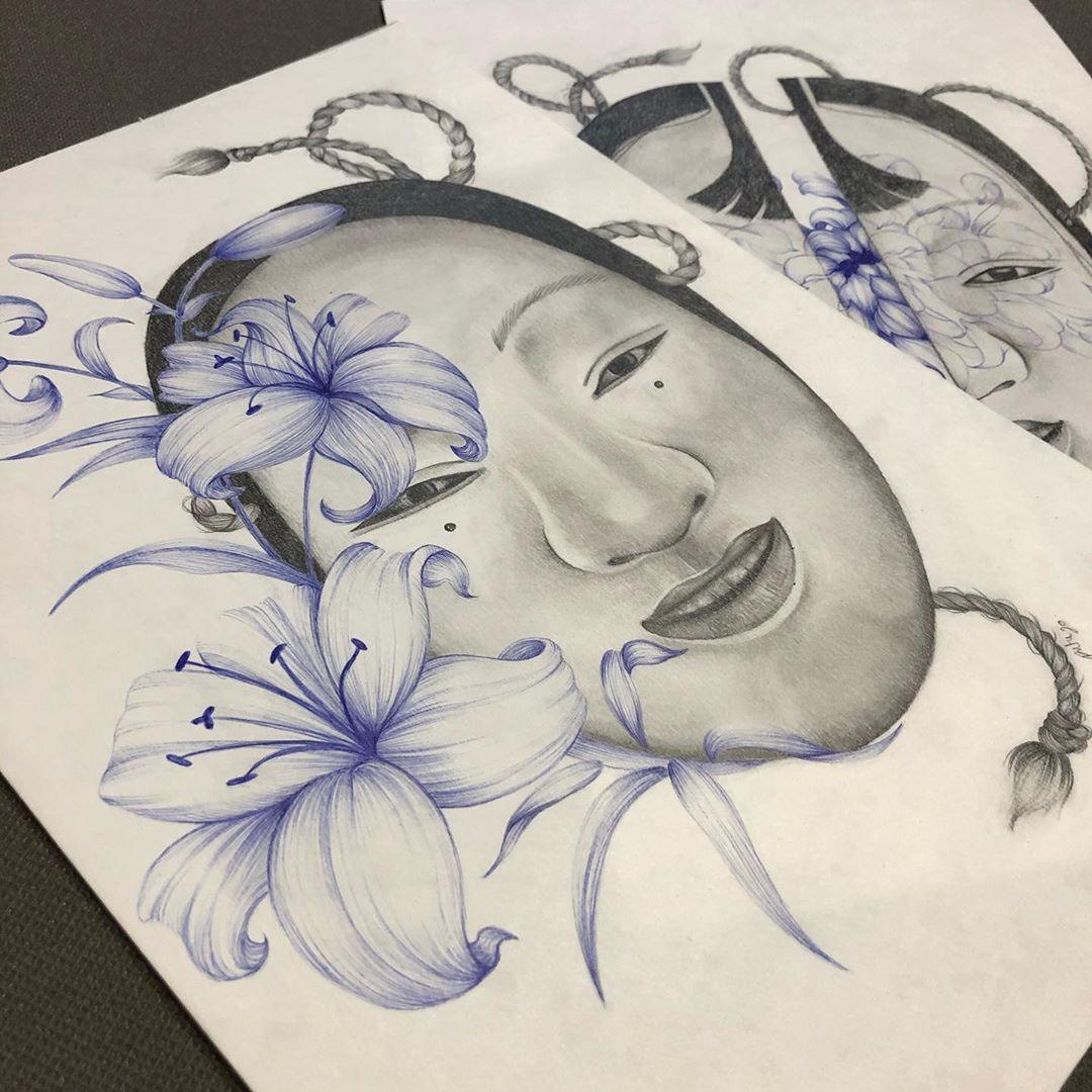 Laminas a la venta Papel Canson mixto A3 200g + boli Bic azul y grafito. ⚜️ #diseño #illustration #ilustracion #ilustracionboli #disney #ilustrationpaipai #ilustracionpolilla #bolibic #tattoodesign #tattooartist #tattooideas #tattoogirl #tattoopeonia #peoniatattoo #tattooflower #tattoodesigns_art #dibujocientifico