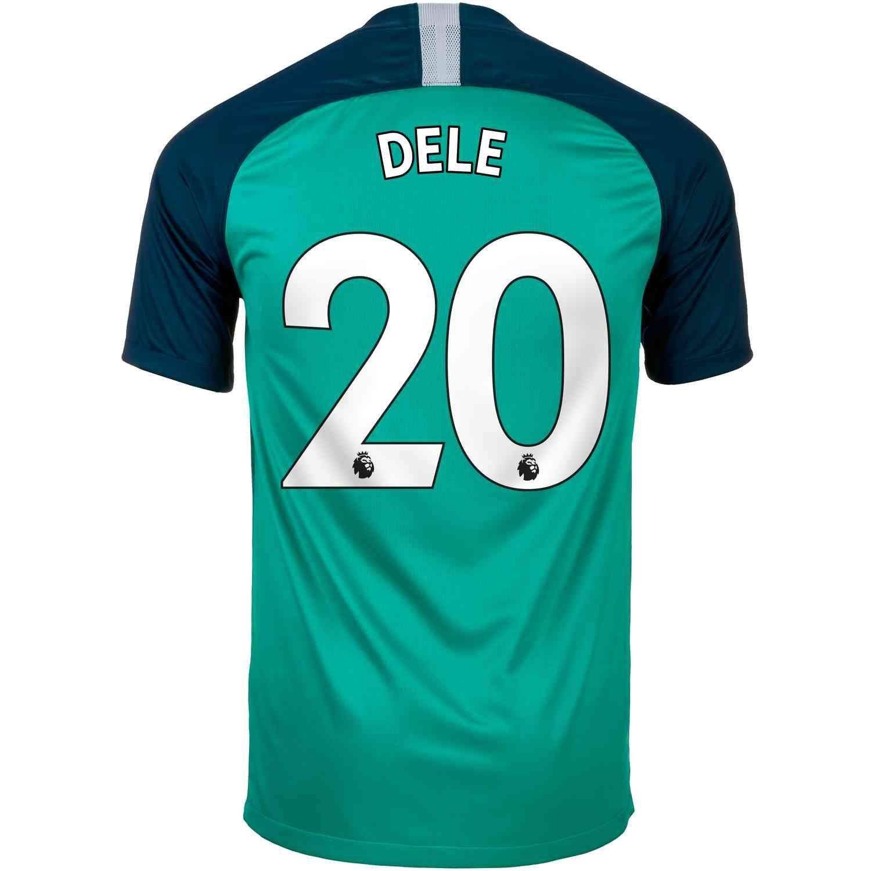 2018 19 Nike Dele Alli Tottenham 3rd Jersey Soccerpro Tottenham Jersey Jersey Shirt