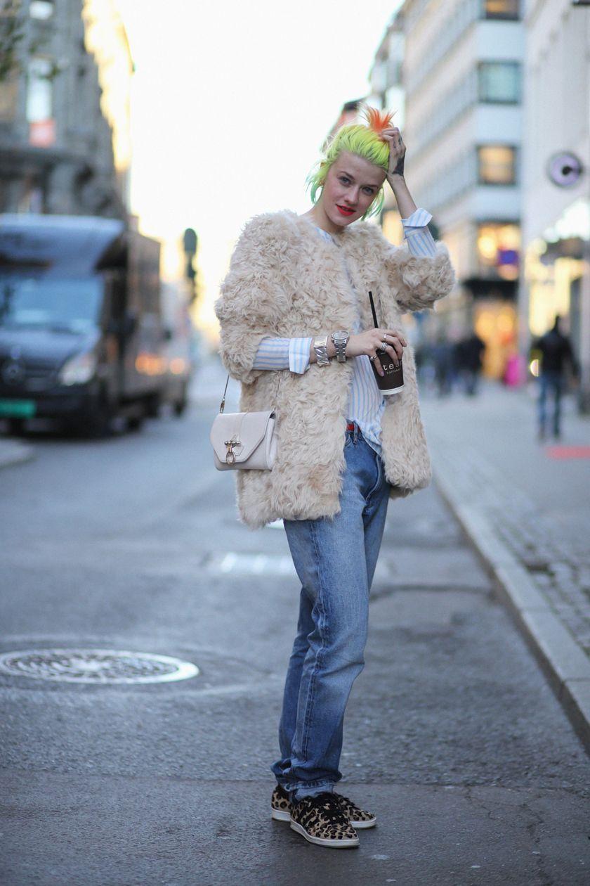 #MarianneTheodorsen keeping it on the DL in Oslo.