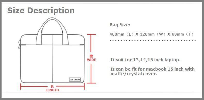 Image Result For Laptop Bag Measurements Macbook 15 Inch Laptop Bag Macbook 15