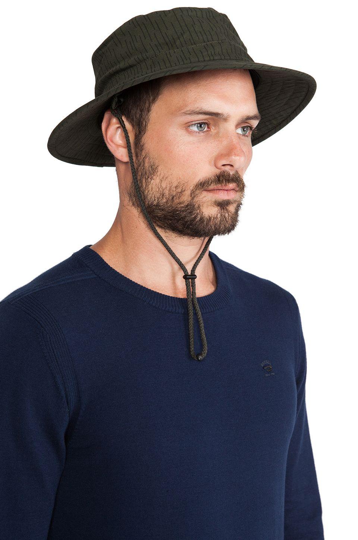 Brixton Tracker II Bucket Hat in Rain Camo  2aa8b55c75e