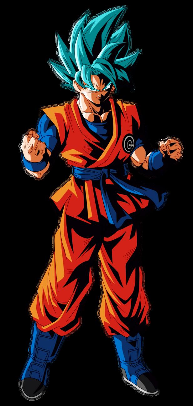 Goku Cc Ssj Blue By Andrewdb13 On Deviantart Dragon Ball Super Manga Dragon Ball Artwork Dragon Ball Super Goku