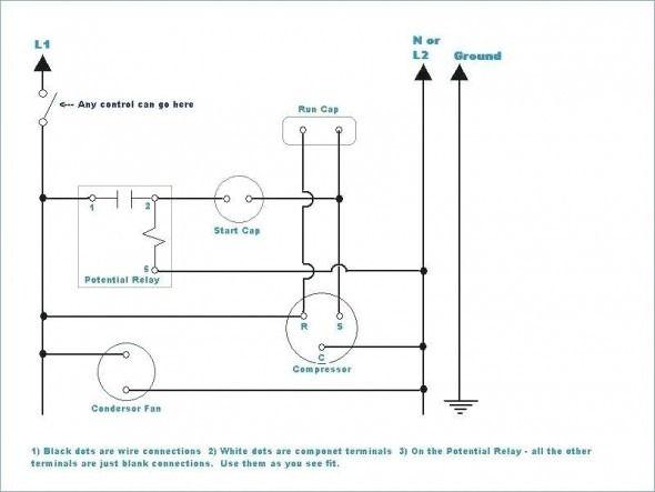 Emerson Compressor Motor Wiring Diagram | Diagram, Compressor, EmersonPinterest