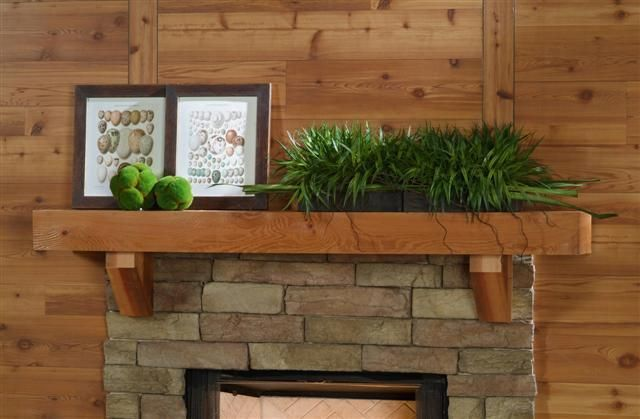 Rustic Western Red Cedar Shelf 48 60 72 Standard Lengths