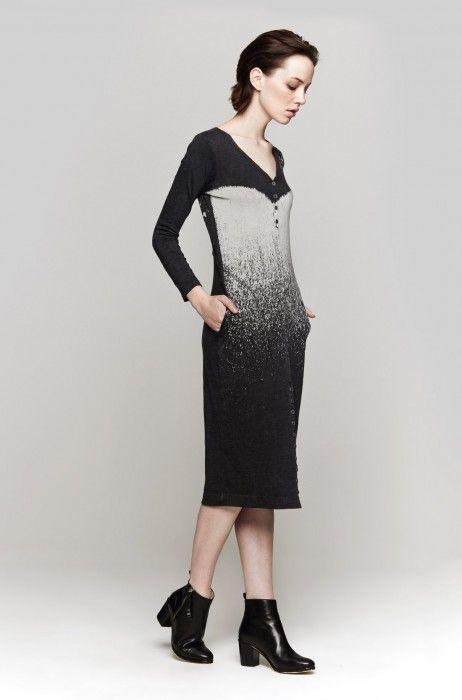 Raquel Allegra V-Neck Dress $290